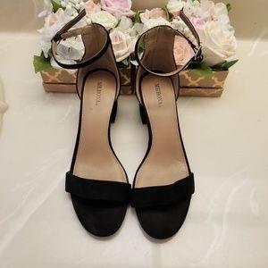 Black high heels size 8.5